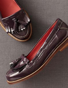 Leather Loafers...I kind of like these.  Looks a little dressy but comfy.