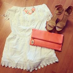 Cute girly outfit :3