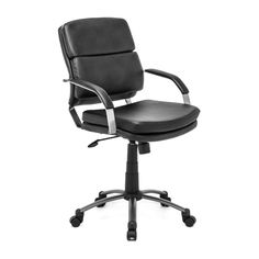 The ZUO Director Relax Black Office Chair features a steel frame with sturdy base for ultimate support. This office chair comes with spot-clean cover for convenient cleaning . Office Chairs Online, Home Office Chairs, Office Furniture, Cool Furniture, Rattan Furniture, Black Office Chair, Mesh Office Chair, Leather Bean Bag Chair, Chairs For Rent
