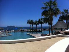 Finisterra Resort in Cabo San Lucas