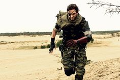 This Cosplay Of Venom Snake Puts Every Other Metal Gear Solid Cosplay To Shame #Videogames #BigBoss #MGSVTPP