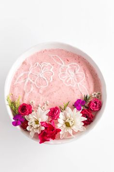 7 Pinterest-Worthy Smoothie Bowls You Can Make at Home   The Everygirl