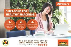 Montagu Snacks offers a range of sustainable sourced, tasty snacks locally produced in SA. Nutritious snacks ideal for the whole family. Healthy Packed Lunches, Nutritious Snacks, Yummy Snacks, Healthy Snacks, Spikes, Healthy Lifestyle, Sugar, Fruit, Reading