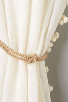 Anchored Tieback - anthropologie.com