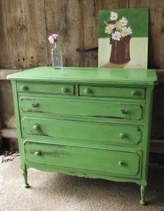 green is beautiful
