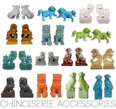 The Pink Pagoda: Foo Dogs for All