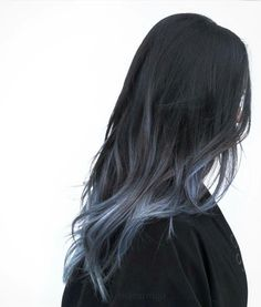 Get hair dyed Hair Dye Colors, Ombre Hair Color, Hair Color Balayage, Cool Hair Color, Aesthetic Hair, Coloured Hair, Dye My Hair, Hair Looks, Hair Trends
