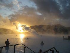 Iceland - Blue Lagoon  I soooo want to go there!