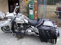2004 Road King Police with Iron T saddlebags - Mike - Ocala, FL