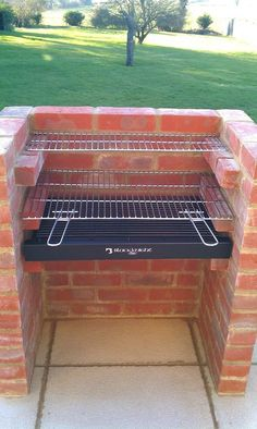 25 besten DIY Backyard Brick Barbecue-Ideen, You are in the right place about grilling burgers Here we offer you the most beautiful pictures about the gril Backyard Projects, Outdoor Projects, Backyard Patio, Backyard Landscaping, Backyard Kitchen, Kitchen Grill, Diy Outdoor Kitchen, Pvc Projects, Outdoor Kitchens
