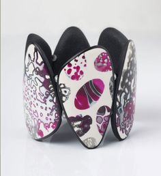 CRAFTCAST: Rock Cuff Bracelets: Imitating Nature using Polymer with Melanie Muir
