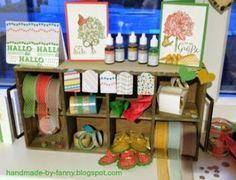 Handmade by Fanny Advent Calendar, Up, Blog, Material, Holiday Decor, Handmade, Home Decor, Paper, Die Cutting
