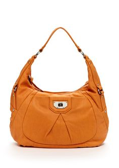 Who couldn't use a new orange purse for football season?