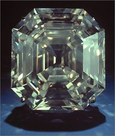 The 127.01 carat Portuguese Diamond; the largest cut diamond to come from Brazil, and the 13th largest diamond in the world.