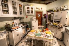 1940s kitchen - Google Search