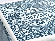 Confessions by Joe White