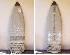Surfboard Bag Tribal Print Aztec Surf Board от theAtlanticOcean