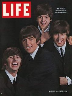 LIFE August 1964, The Beatles