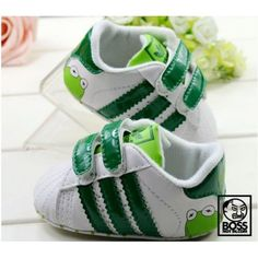 Baby Adidas Froggy Pre Walker Shoes