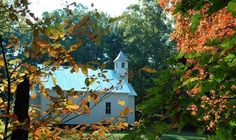 Church in Cades Cove