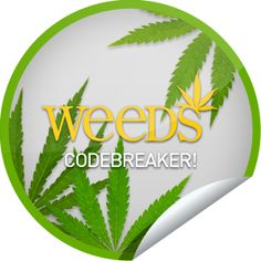 Weeds: Codebreaker...A mom's got to do what a mom's got to do! Check-in with GetGlue.com for this code breaking sticker!