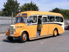Bedford OB: KEL94 Vauxhall Heritage Centre
