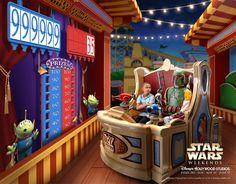 Adeevee - Walt Disney World: Boba Fett, C3PO