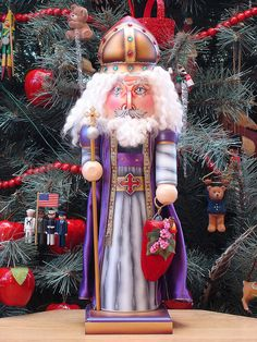 Radko & Milford Bishop Nutcracker by Jack English, via Flickr