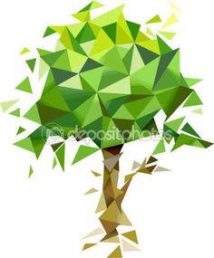 Bildergebnis für geometric tree
