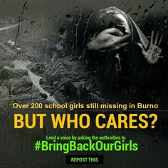 Two Weeks After Kidnapping, 200 Girls Remain Missing In NorthernNigeria Anger at the Nigerian government is growing. Parents have begun searching for their children themselves, while internet users urge #BringBackOurGirls.
