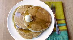 Checkout this recipe for Coconut Flour Pancakes I found on BobsRedMill.com