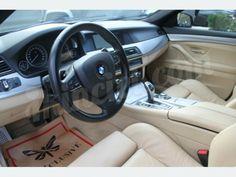 Bmw 5 Serisi 2012 Model BMW 5.25 D XDRİVE M-PAKET