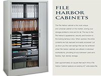 SOS - Filing and Storage - File Harbor 1  www.sosfurniture.ca  Toll Free: 1-855-767-8118