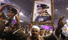 """COURAGE!! General El-Sisi, the most popular man in Egypt, calls for a total """"reformation of Islam"""""""