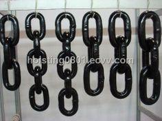 G80 Lifting Chains/Lifting Alloy Steel Chain (G80) - China lifting chain