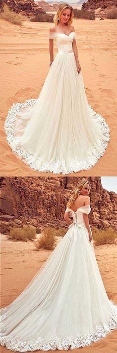 Wedding Dresses 2018 #WeddingDresses2018, Beautiful Wedding Dresses #BeautifulWeddingDresses, Wedding Dresses Lace #WeddingDressesLace