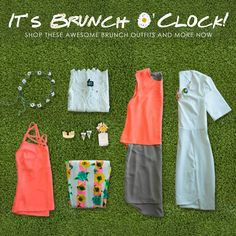 Grab your brunch outfit....order today for delivery tomorrow in time for the weekend! Don't forget to join up to the website to receive your promo code for 50% off delivery #promotion #marketing #brunch #weekendprep #shopnow #shopping #onlineshopping #monroeandme #dubai #uae