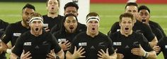 BBC Sport - Rugby World Cup: New Zealand beat France 62-13 to reach semis