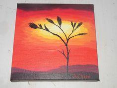 Dessert Tree Color Of Life, Dots, Dessert, Colour, Painting, Stitches, Dessert Food, Deserts, Color
