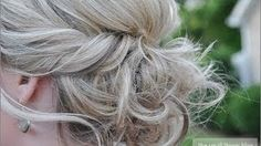 updo hairstyles - YouTube