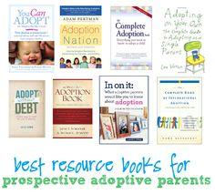Resources for Prospective Adoptive Parents- Good Adoption Reads!