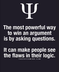 But, is there logic behind their argument?