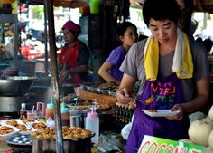 Our Top Bangkok Street Food and Cheap Eats shares the most common snacks and bites on Bangkok's bustling streets. Expect Deliciousness and Fiery kicks.