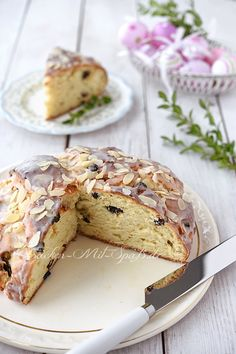 Osterfladen Easy Desserts, Dessert Recipes, Eat Dessert First, Easter Recipes, Salmon Burgers, Food And Drink, Sweets, Cooking, Ethnic Recipes