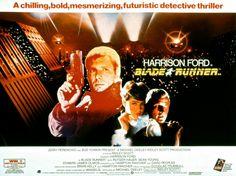 Bladerunner movie poster