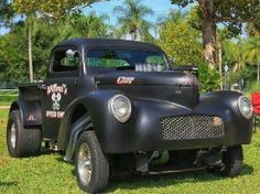 41' willys