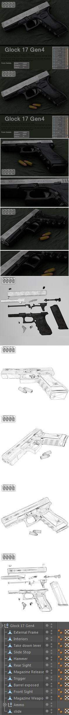 glock 17 gen 4 reference - Google Search   Glock17 Gen4   Pinterest