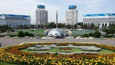 Vacanta esoterica: Almaty, Kazahstan - Introducere în Asia Centrală Asia, Beatles, Gate, Places To Visit, Clouds, Travel, Zoology, Viajes, Portal