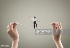 View top-quality stock photos of Man Balancing On The Rope. Find premium, high-resolution stock photography at Getty Images. Man Photo, Alchemy, The Man, Concept, Stock Photos, Woman, Awesome, Photography, Pictures