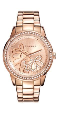 Esprit Time 3 hands Kylie watch for women ES108122006